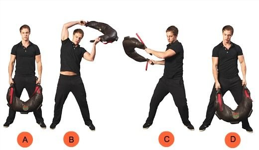 The Bulgaian Bag Spin